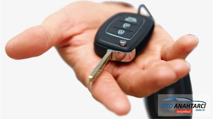 kaybolan araba anahtarı el