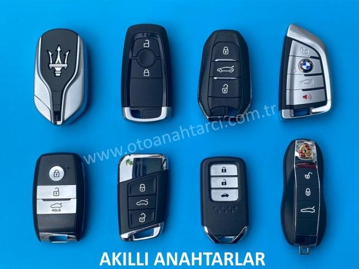 smart anahtar keyless anahtar anahtarsız giriş akıllı anahtar