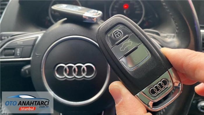 araba anahtar fiyatları anahtarcı audi
