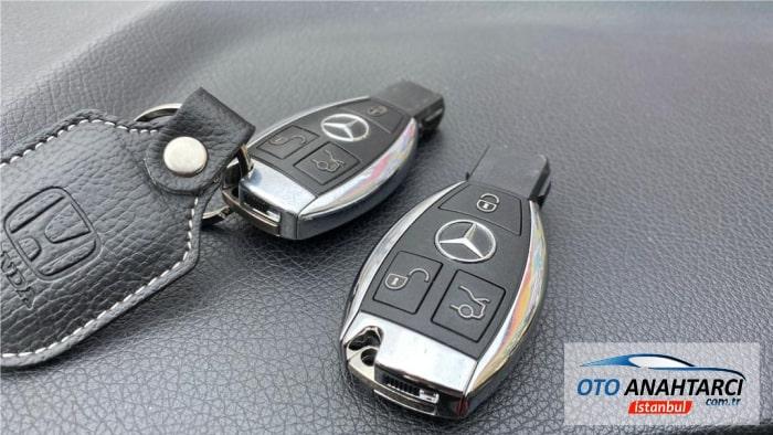 araba anahtar fiyatları mercedes resim