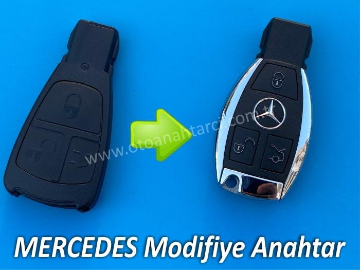 Mercedes Yedek Anahtar Fiyatı