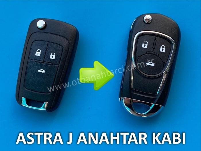 Astra J Anahtar Tamiri