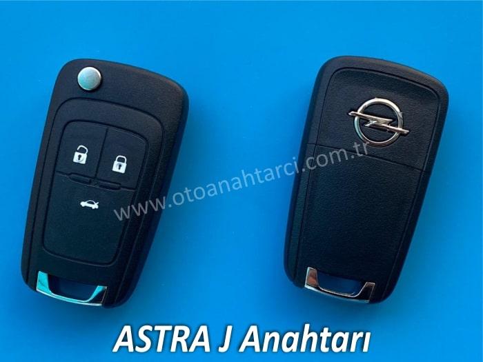 Astra J Bütün Anahtarlar kayboldu