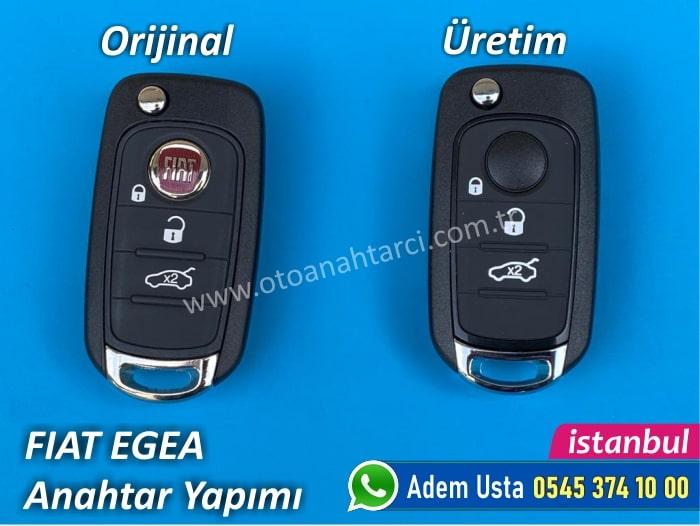 Fiat Egea Yedek Anahtar Fiyatı