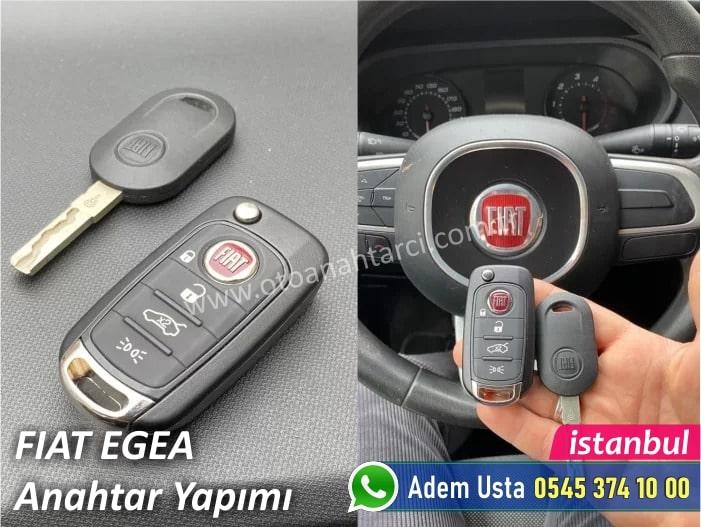 Fiat Egea Yedek Anahtar Yaptırma