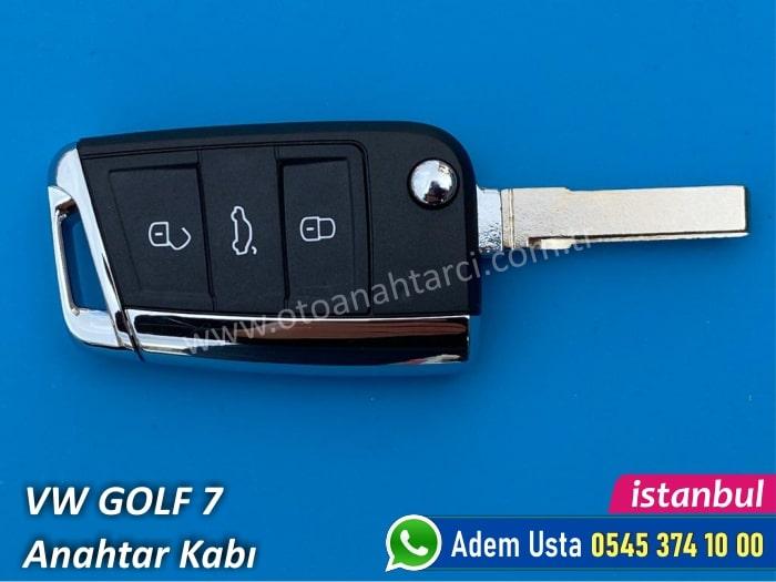 Golf 7 Kumanda Kabı