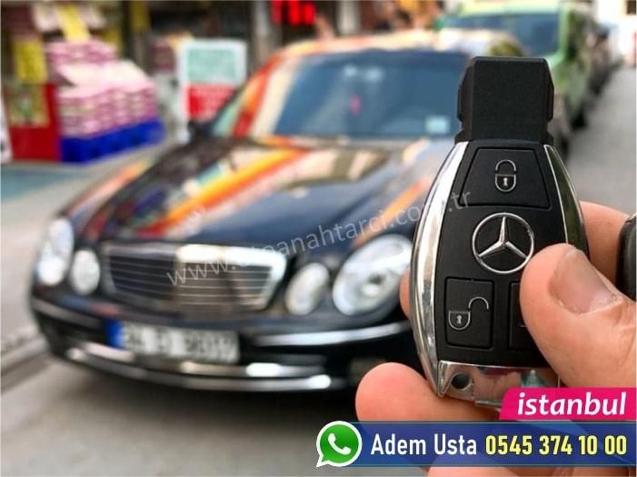 Mercedes Yedek Anahtar Yaptırma