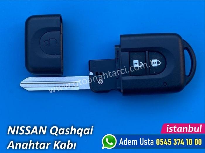 Nissan Qashqai Anahtar Kabı