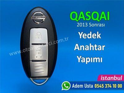 Nissan Qashqai Akıllı Anahtar