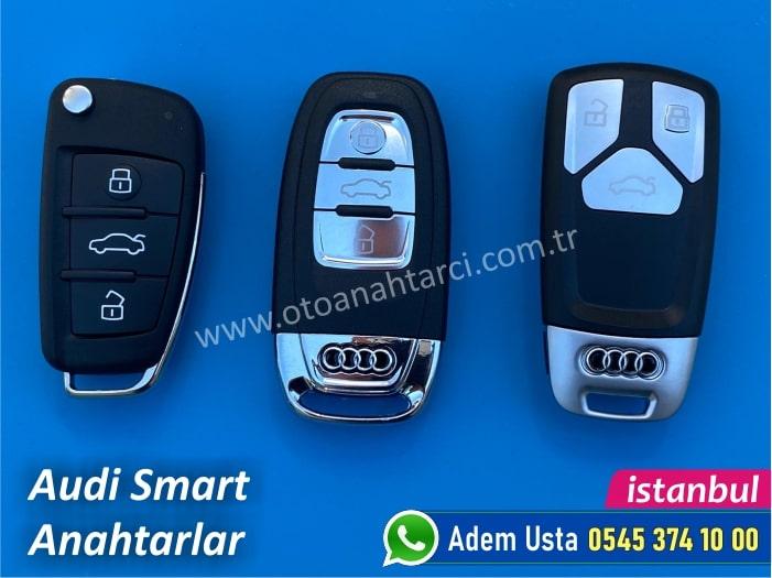Audi Smart Anahtarlar