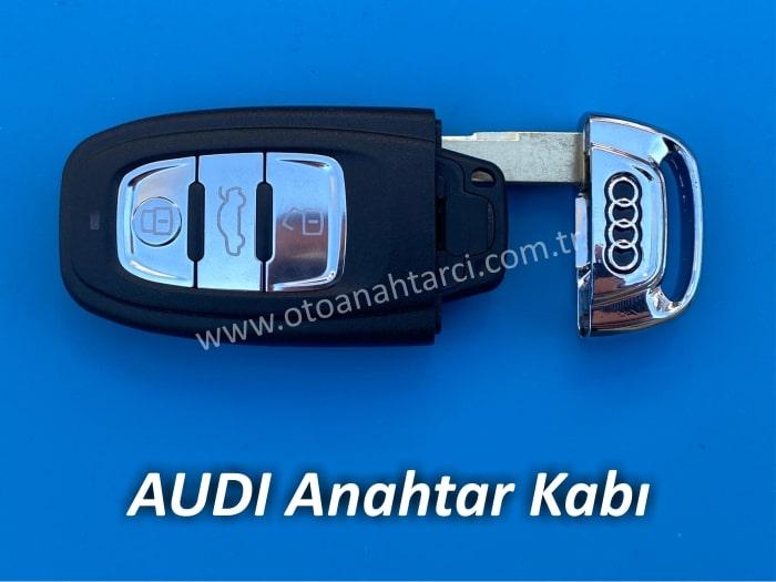 Audi Anahtar Kab Değişimi