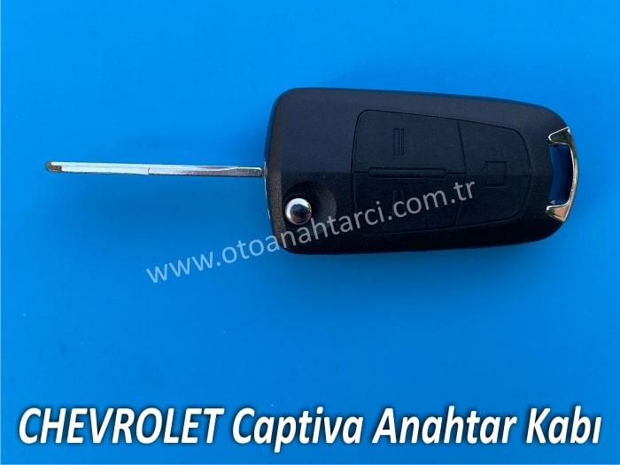 Chevrolet CaptivaAnahtar Kabı