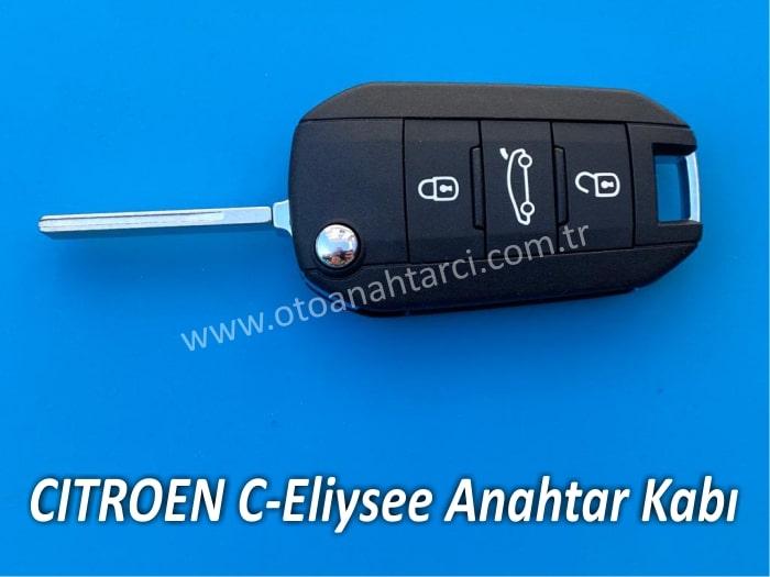 Citroen C-elysee Anahtar Kabı