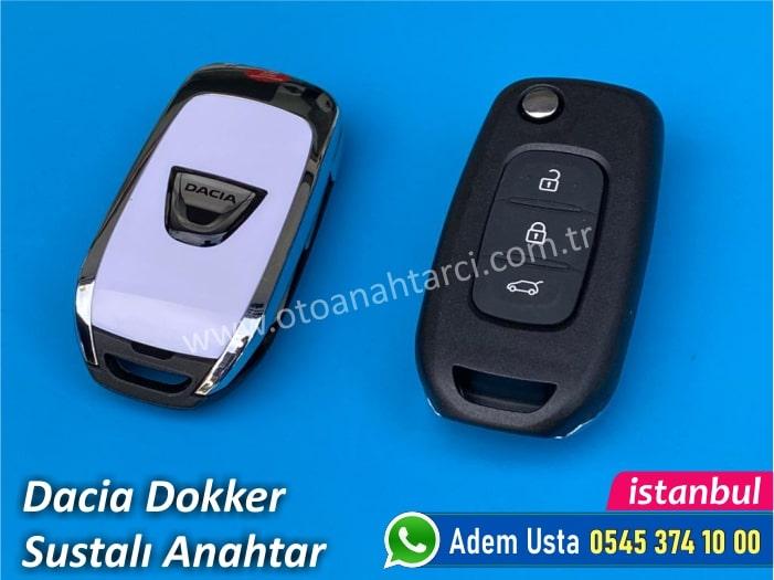 Dacia Dokker Yedek Anahtar Fiyatı