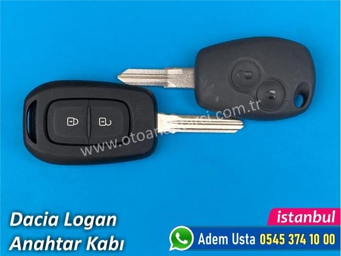 Dacia Logan Sustalı Anahtar Kabı