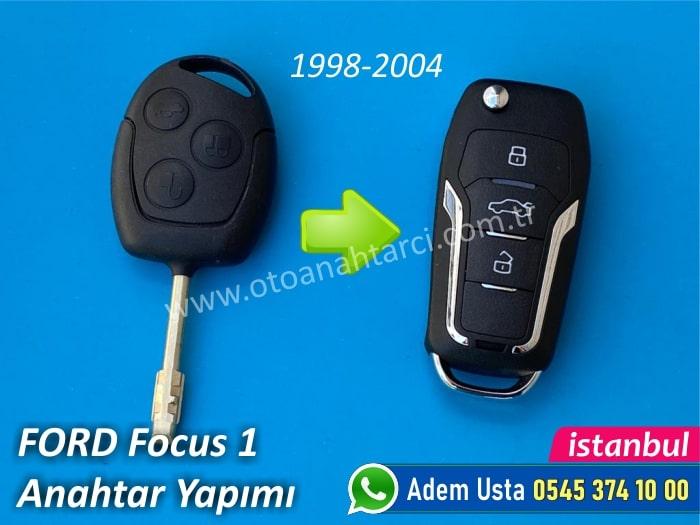 Focus 1 Anahtarı