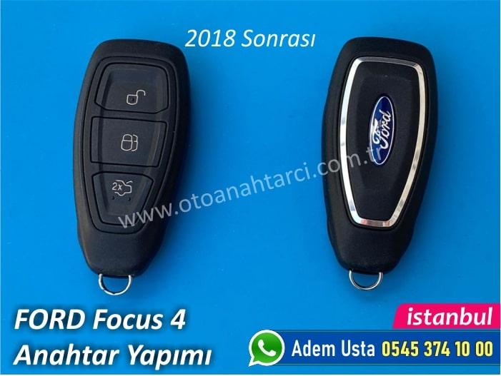 Focus 4 Smart Anahtar
