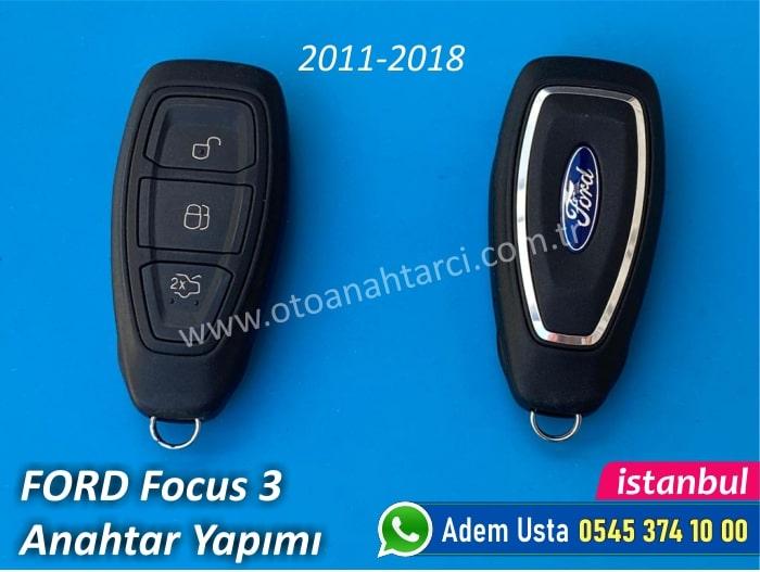 Focus 3 Smart Anahtar