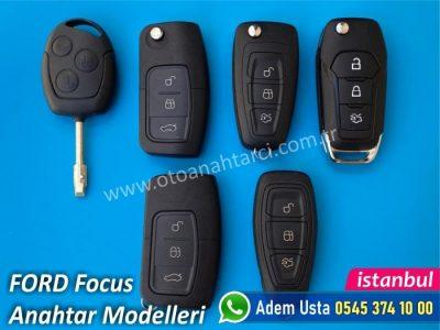 Ford Focus Anahtar Yapımı