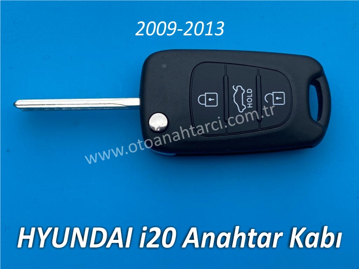 Hyundai i20 Anahtar Tamiri