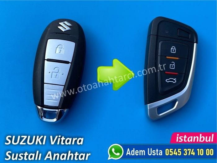 Suzuki Vitara Smart Anahtar (2016+)
