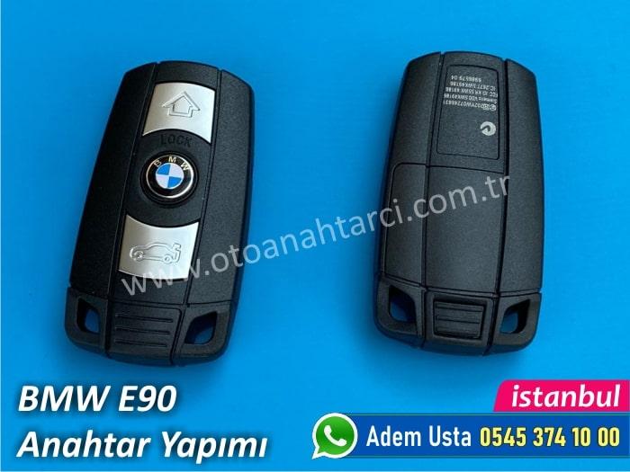 Bmw E90 Yedek Anahtar Yaptırma