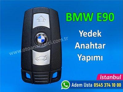 BMW E90 Anahtar Yapımı