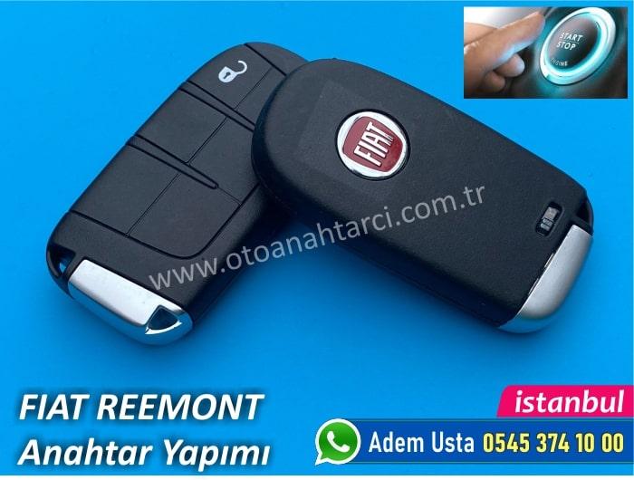 Fiat Freemont Anahtar Tamiri