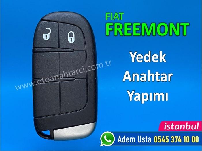 Fiat Freemont Anahtar Yapımı   Yedek Kopyalama