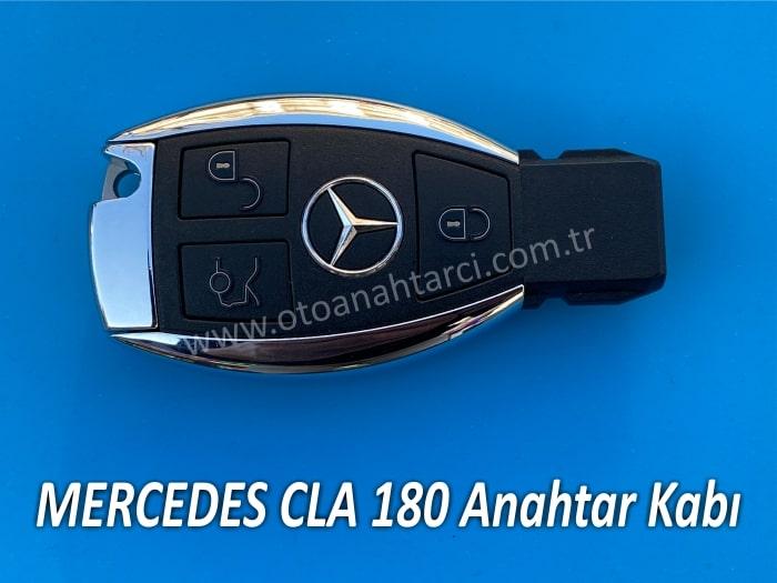 Mercedes CLA 180 Anahtar Kumanda Kabı