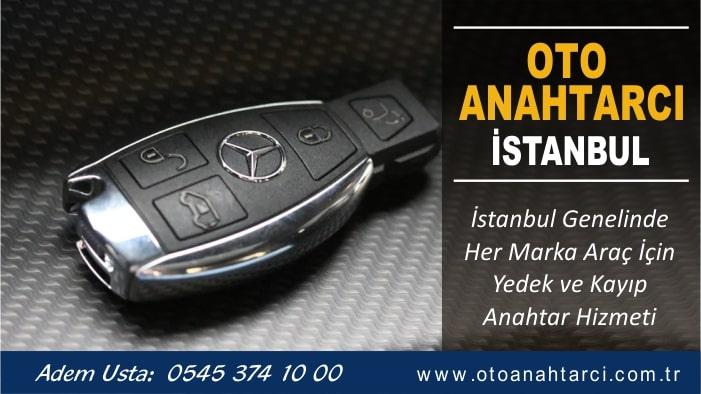 Mercedes CLA 180 Bütün Anahtarlar Kaybolursa