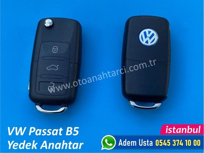 Volkswagen Passat B5 Anahtarı