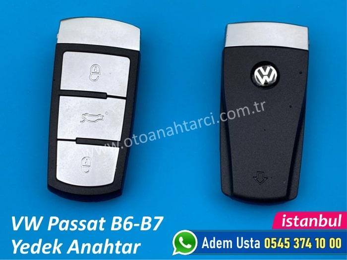 Volkswagen Passat B6 Anahtarı