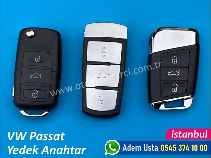 Volkswagen Passat Anahtar Modelleri