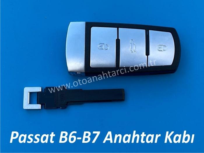 Volkswagen Passat b6-b7 Sustalı Anahtar Kabı