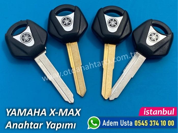 Yamaha Xmax Yedek Anahtar Fiyatı