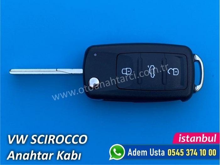 Volkswagen Scirocco Kumanda Kabı