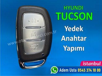 Hyundai Tucson Anahtarı
