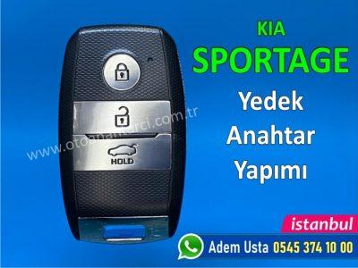 Kia Sportage Akıllı Anahtar Yapımı