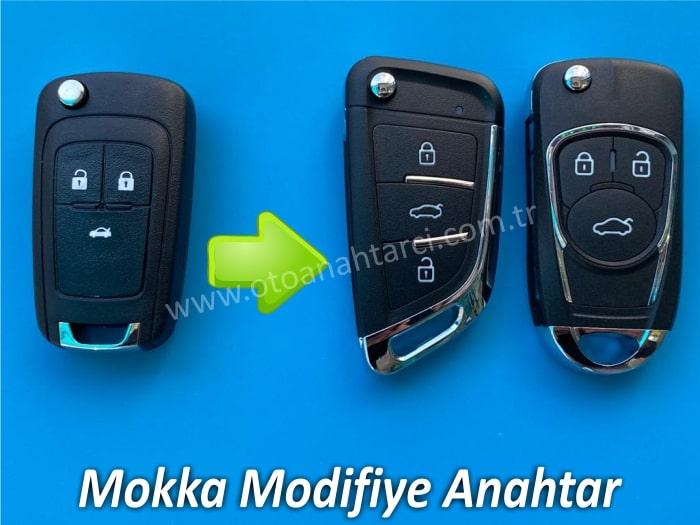 Opel Mokka Yedek Anahtar Fiyatı