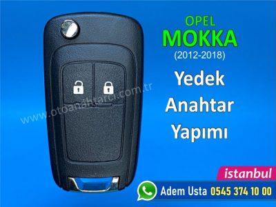 Opel mokka anahtarı